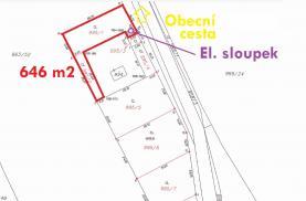 (Prodej, zahrada, 646 m2, Zruč-Senec, Senec), foto 2/5