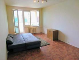 Pronájem, byt 1+kk, 28 m2, Ostrava - Poruba, ul. V. Vacka