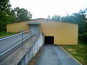 Pronájem, garáž, 20 m2, ul. Švabinskeho, Domažlice