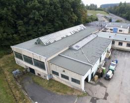 Prodej, výrobní objekt, 4548 m2, Česká Skalice