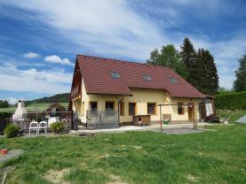 Prodej, rodinný dům 4+1, 190 m2, Malšín - Ostrov na Šumavě