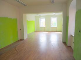 Pronájem, nebytové prostory, 168 m2, Strakonice
