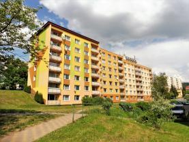 Prodej, byt 1+kk, 20 m2, OV, Liberec, ul. Zámecký Vrch