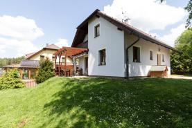 Prodej, rodinný dům, 899 m2, Lipno nad Vltavou
