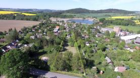 Prodej, pozemek, 4296 m2, Strakonice
