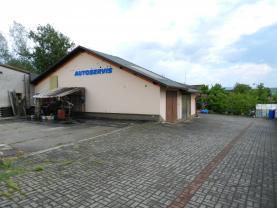 Prodej, komerční objekt, Habartov, ul. 1. máje