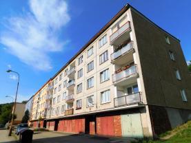 Prodej, byt 1+kk, 20 m2, OV, Kraslice, ul. B. Smetany