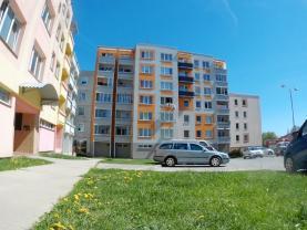 Pronájem, byt 2+kk, 35 m2, Jindřichův Hradec, ul. Hvězdná