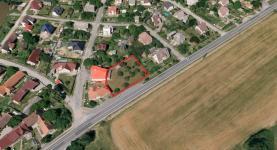 Prodej, stavební pozemek, 1063 m2, Chválenice