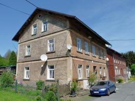 Prodej, rodinný dům 1/2 (3 byty), Svor, okr. Česká Lípa