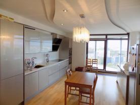Prodej, byt 4+kk, 187 m2, OV, Praha 3 - Žižkov, terasa