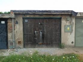 Prodej, garáž, 23 m2, Bílina-Chudeřice, ul.Sadová