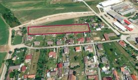 Prodej, stavební parcela, 7273 m2, Březnice u Bechyně