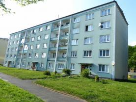 Prodej, Byt 1+1, 37 m2, Hroznětín, ul. Sídliště