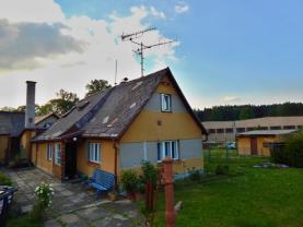 Prodej, rodinný dům 5+1, Nový Bor - Janov