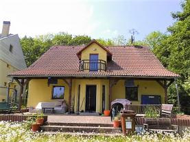 Pronájem, Rodinný dům, 220 m2, Teplice, ul. Bulharská