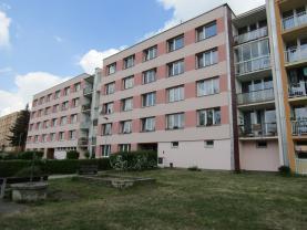 Prodej, byt 1+1, 43 m2, Jindřichův Hradec, sídliště Vajgar