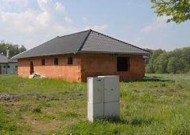 (Prodej, rozestavěný rodinný dům, 230 m2, Milhostov), foto 3/10