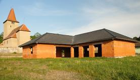 Prodej, rozestavěný rodinný dům, 230 m2, Milhostov