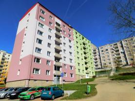 Prodej, byt 2+1, 67 m2, OV, Cheb, ul. Dřevařská