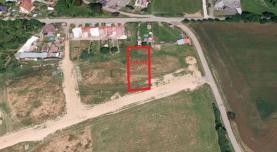 Prodej, stavební pozemek, 746 m2, Žákava