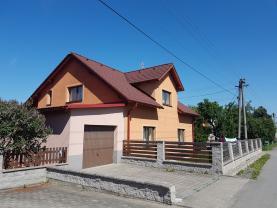 Prodej, rodinný dům 6+1, Šenov, ul. Provaznická