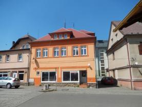 Prodej, nájemní dům, Nýrsko, ul. Křižíkova