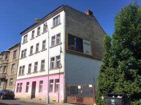 Pronájem, byt 2+1, 55 m2, Trmice, ul. Žižkova