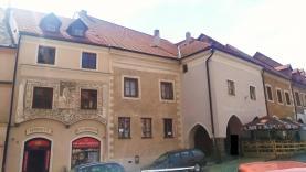 Pronájem, restaurace, Prachatice, ul. Velké náměstí