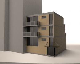 Prodej, objekt pro výstavbu bytů, 133 m2, Horní Bříza