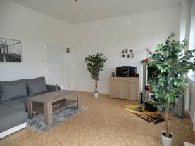 Prodej, byt 1+1, 46 m2, Chomutov, ul. Přemyslova