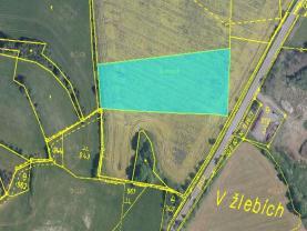 Prodej, pole, 9836 m2, Volyně