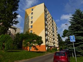 Pronájem, byt 2+kk, 36 m2, Litoměřice, ul. Vrchlického