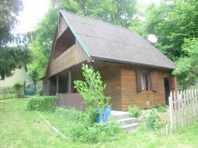 Prodej, chata 3+1, 56 m2, Nezabudice