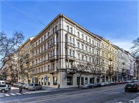 Pronájem, byt 3+kk, Praha 2, Vinohrady