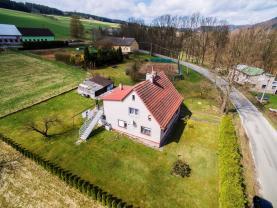 Prodej, rodinný dům, 1092 m2, Horní Dřevíč