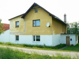 Prodej, rodinný dům 3+1 a 2+1, 459 m2, Vražné, Hynčice