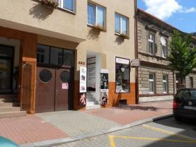 Pronájem, obchodní prostory, 35 m2, Pardubice, ul. Smilova