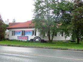 Prodej, Obchodní objekt 350 m2, Sadská