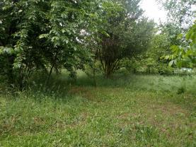 Prodej, zahrada, 1000 m2, Modřice, okr. Brno-venkov