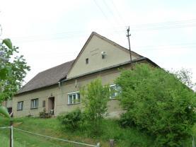 Prodej, rodinný dům 3+1, 4567 m2, Rychnov na Moravě