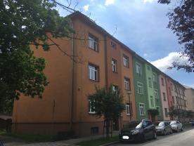Pronájem, byt 2+kk, 58 m2, Ostrava, ul. Gorkého