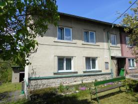 Prodej, rodinný dům 3+1, 883 m2, Brněnec
