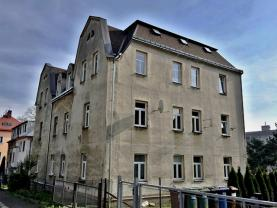 Prodej, byt 1+1, 43 m2, Liberec, ul. Husitská