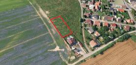 Prodej, stavební pozemek, 1001 m2, Mokrouše
