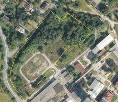Prodej, stavební pozemek, 21814 m2, Orlová, ul. Těšínská