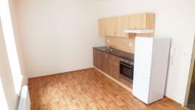 Pronájem, byt 1+kk 27 m2, Město Albrechtice
