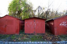 Pronájem, garáž, 15 m2, Praha 6 - Dejvice