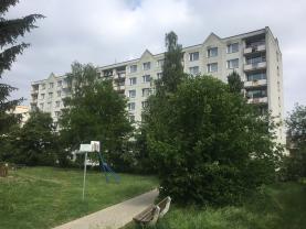 Prodej, Byt 1+1, 36 m2, OV, Děčín, ul. Oblouková