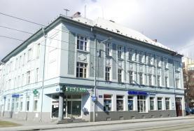 Pronájem, komerční prostor, 20 m2, Ostrava, ul. Nádražní